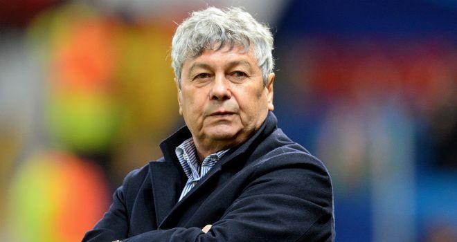 Mircea Lucescu: Coach of Shakhtar Donetsk