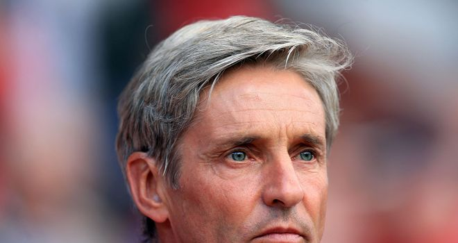 Jose Riga: Wants ten more signings before the transfer window shuts
