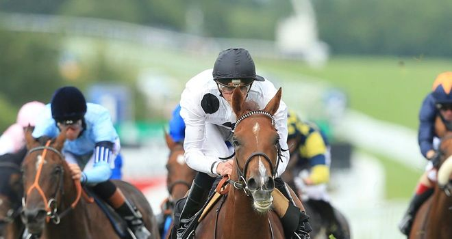 Ribbons: Deauville hopeful