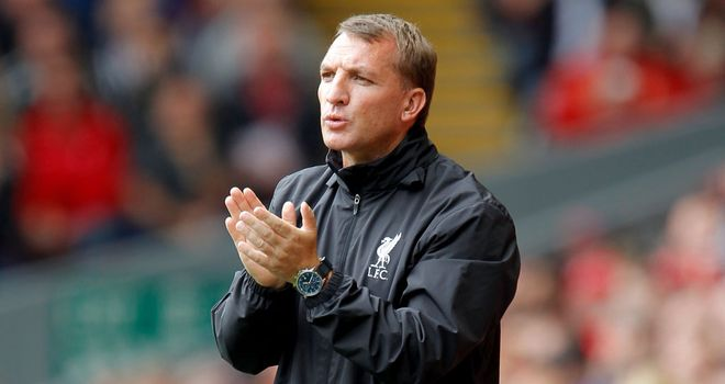 Brendan Rodgers: Bookies don't rate us. We don't care
