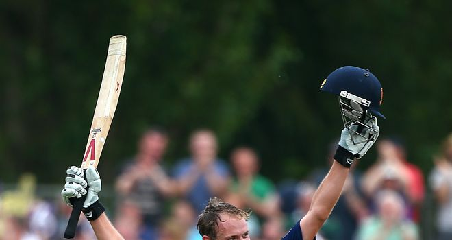 Tom Westley: New deal for in-form Essex batsman