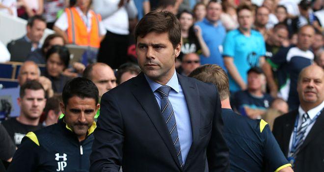 Maurico Pochettino: Happy with Tottenham's display