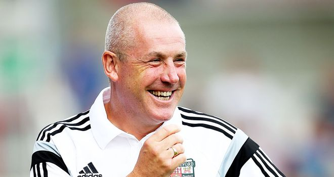Mark Warburton: Brentford manager has signed a rolling contract with the Championship club