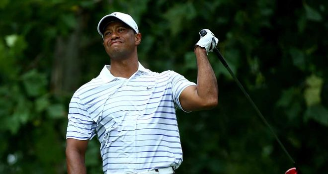 Tiger Woods: Failed to make the weekend