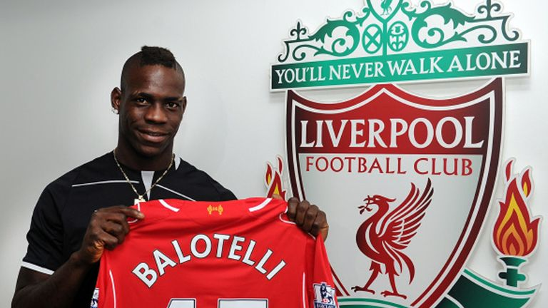 Mario Balotelli: Liverpool career could be short lived