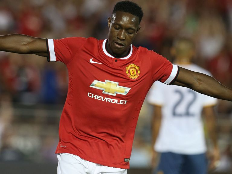 Danny Welbeck: Had been linked with Arsenal's rivals Tottenham