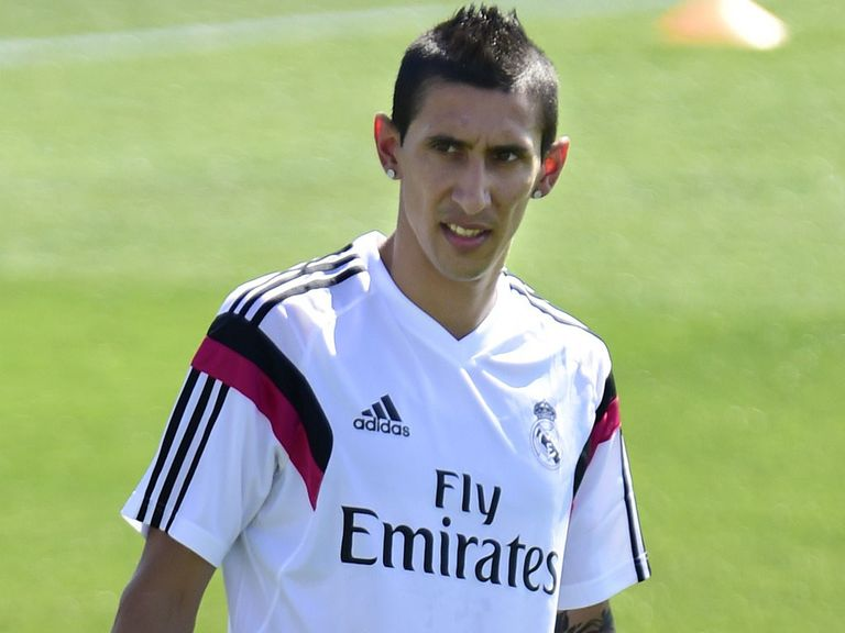 Angel Di Maria: Linked with move from Real Madrid to Manchester United