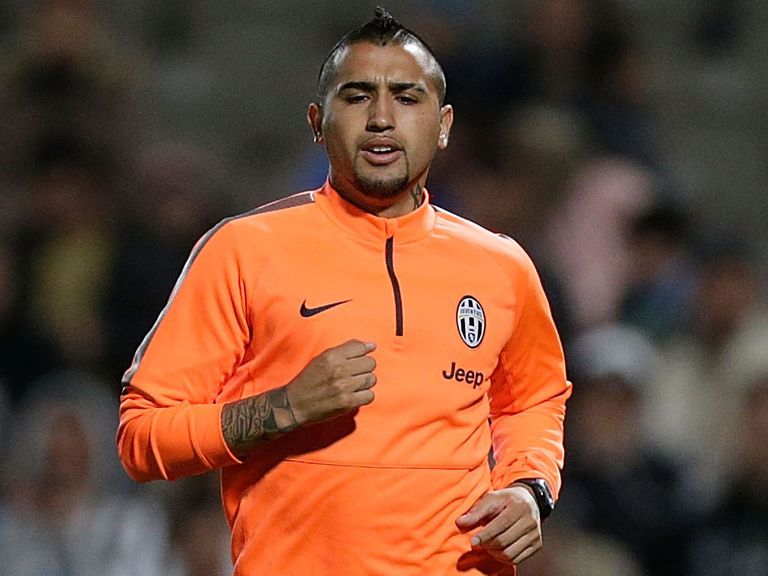 Arturo Vidal: Linked with summer move to Manchester United