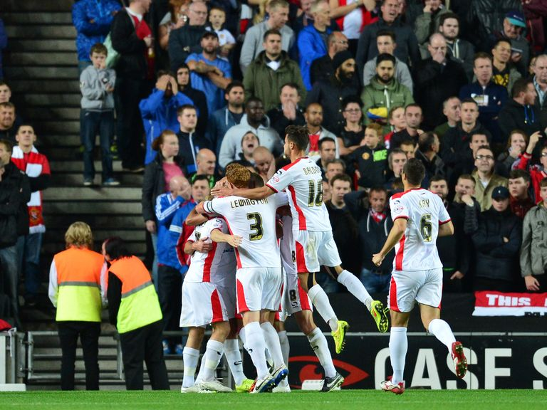 MK Dons: Return to Sky Bet League 1 action against Crawley