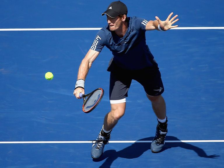 Andy Murray: Cruised into the last 16