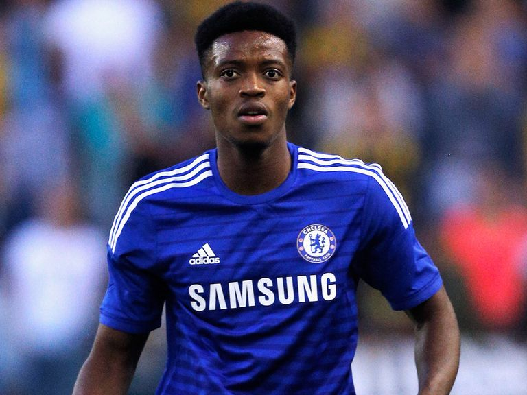 Nathaniel Chalobah: Sent out on loan again