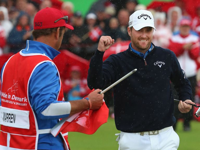 Marc Warren: A European Tour winner once more