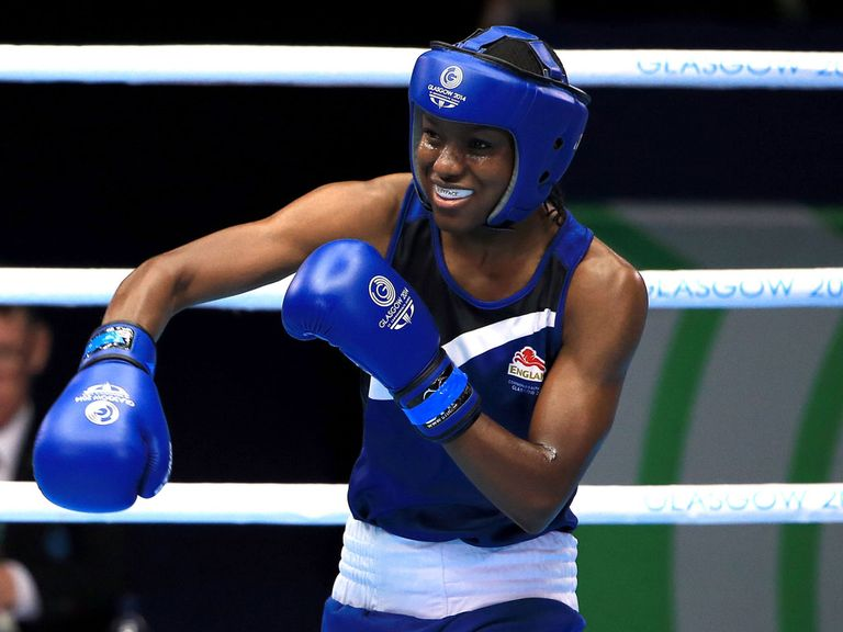 Nicola Adams: Eased into the flyweight final