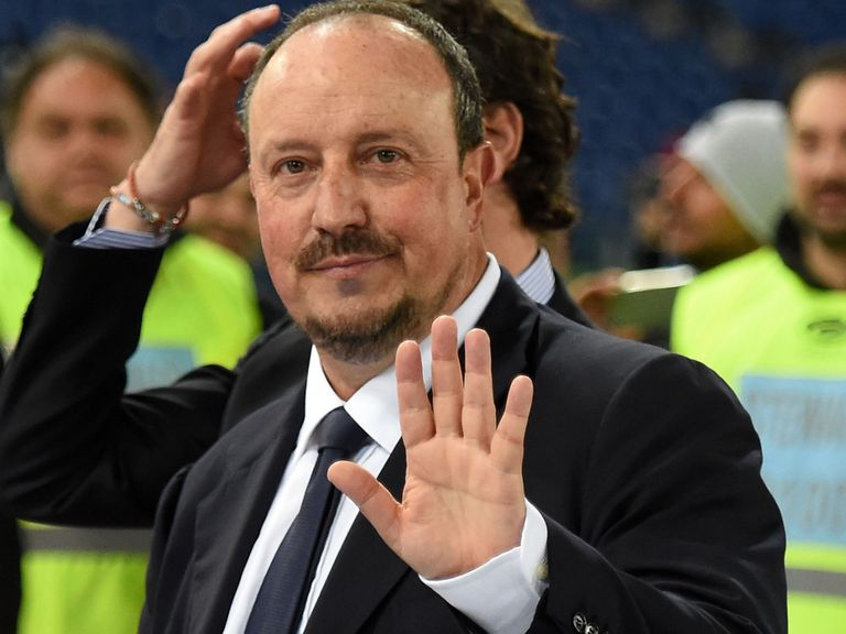 Rafa Benitez can guide Napoli to the group stages