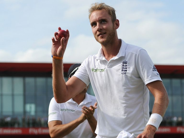 Stuart Broad: Set to go under the knife