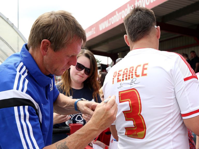 Is Nottingham Forest boss Stuart Pearce signing up for the new Super 6 season?