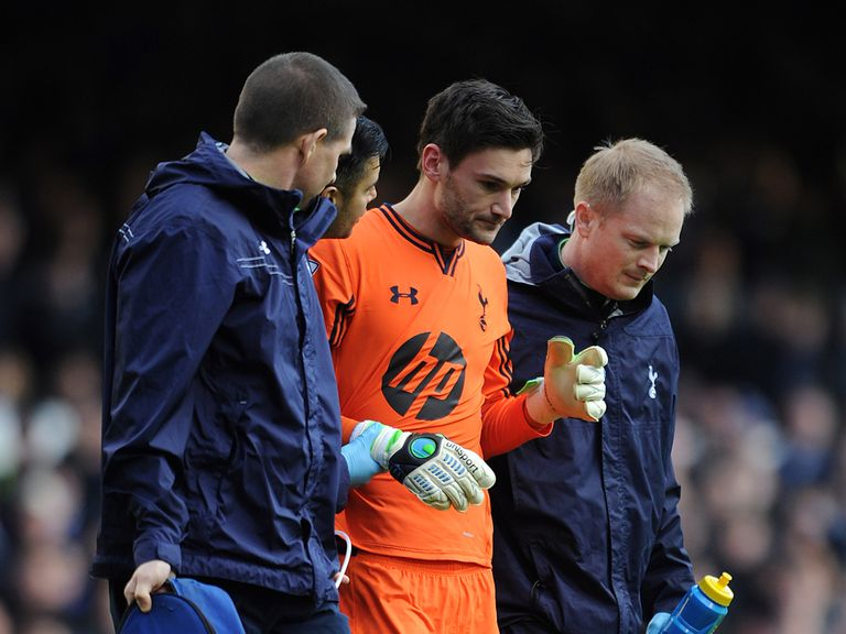 Hugo Lloris: Incident for Tottenham goalkeeper last season