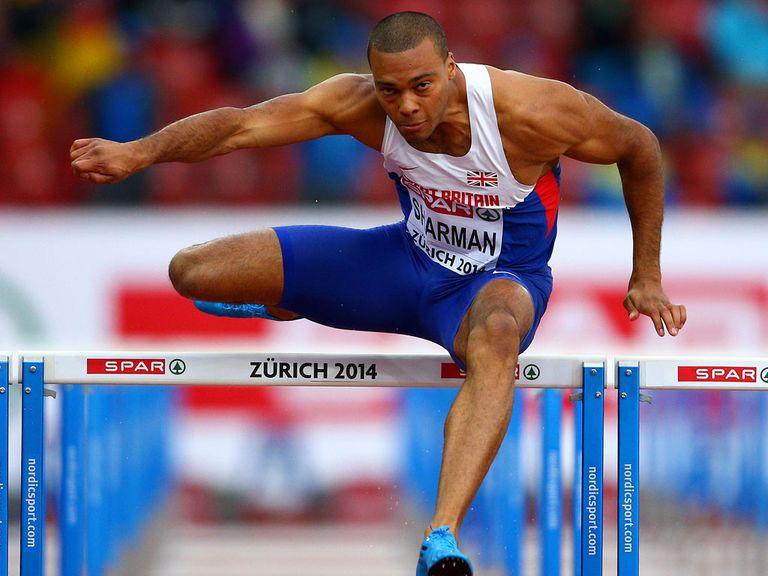 Will Sharman: Claimed silver in Zurich