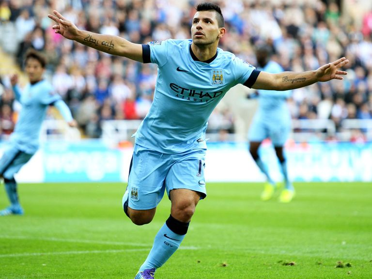 Manchester City started with a 2-0 victory at Newcastle