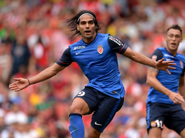 Radamel Falcao: 'Madrid? I'm not aware of anything right now'