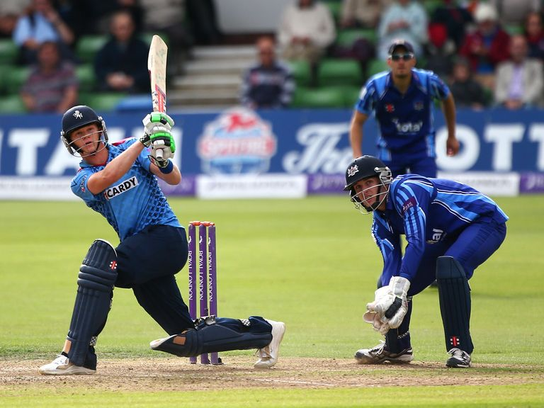 Sam Billings can propel Kent to Lord's final