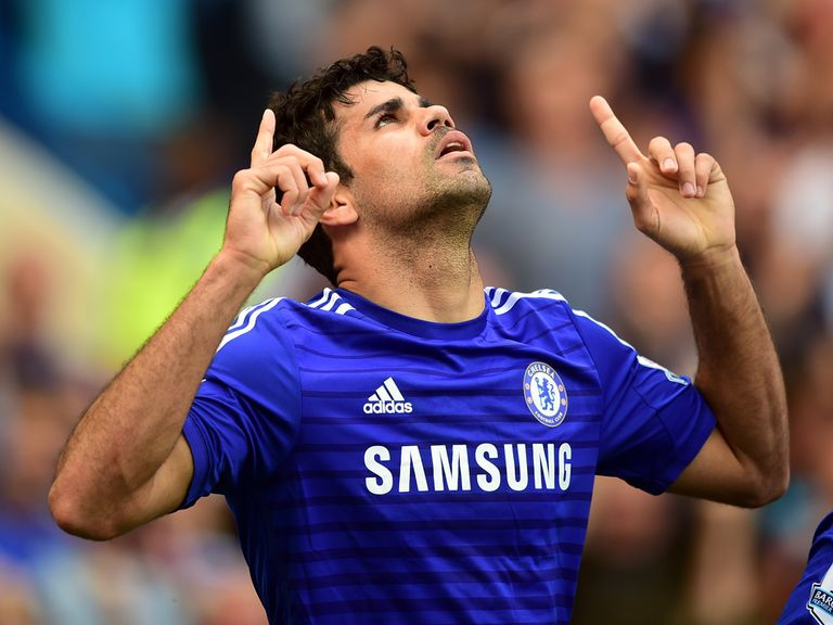 Diego Costa: Great start to his Chelsea career