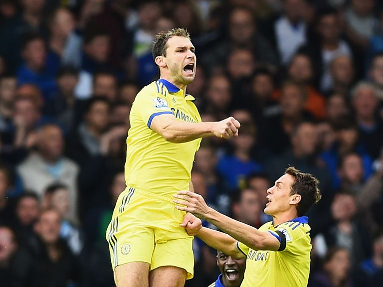 Branislav Ivanovic: Has helped Chelsea make a strong start to the season