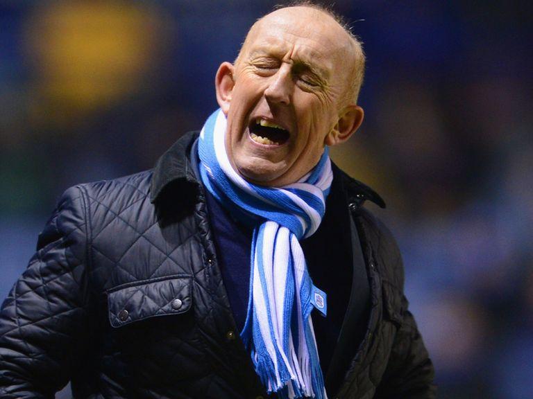 Huddersfield Town caretaker manager Mark Lillis