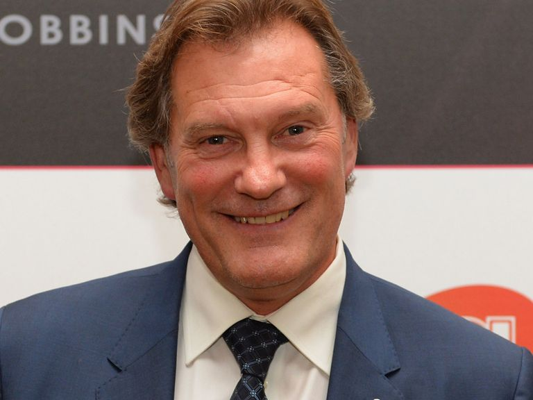 Glenn Hoddle: Taken job at QPR