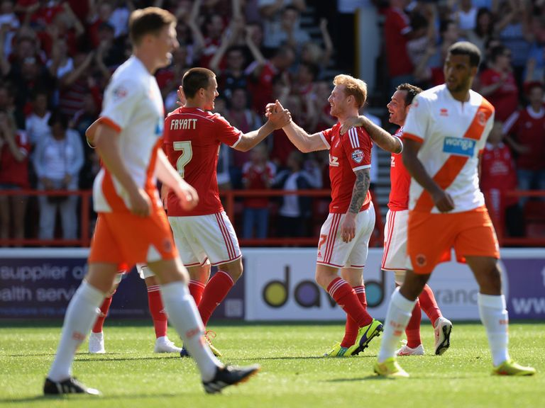 Nottingham Forest: Can stay top of the Sky Bet Championship