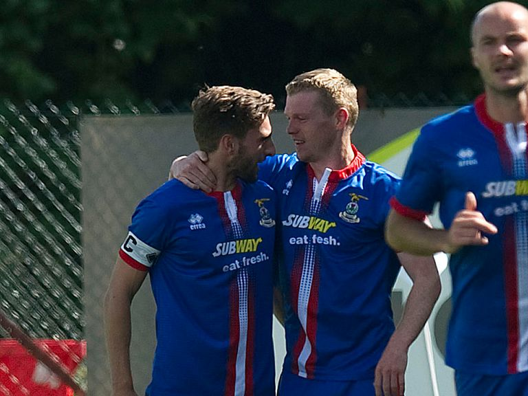 Inverness are backed to beat Motherwell