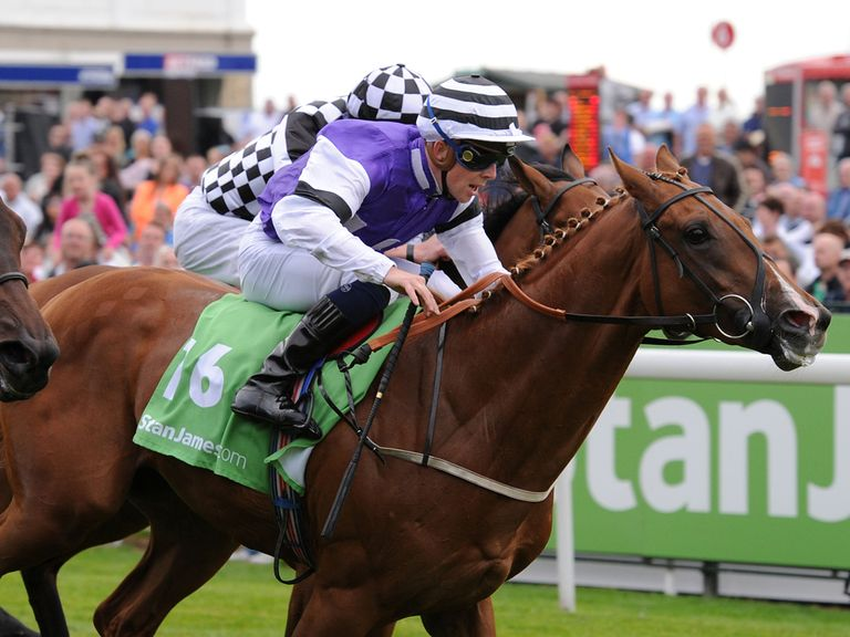 Felix Leiter: Beat Roossey at York