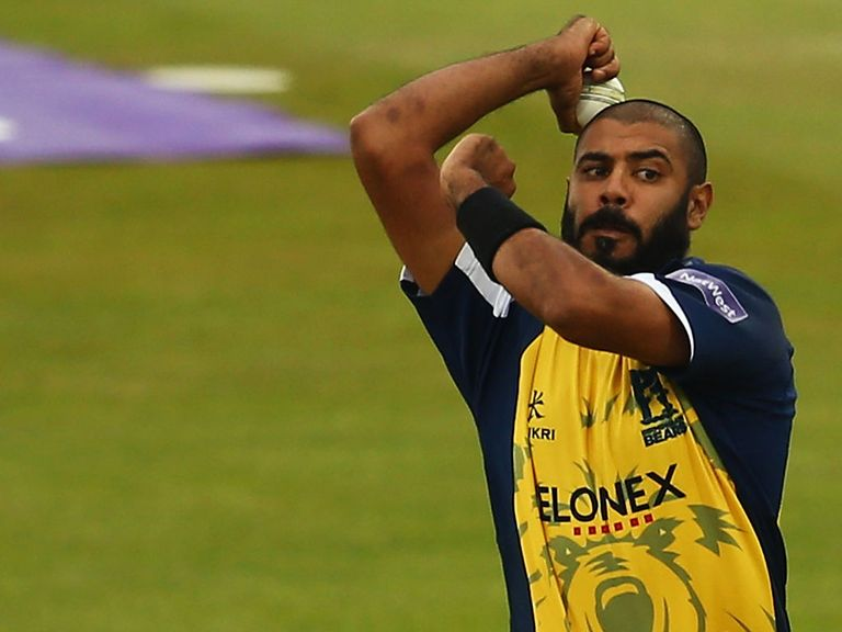 Jeetan Patel: Has been in fine form for Birmingham Bears
