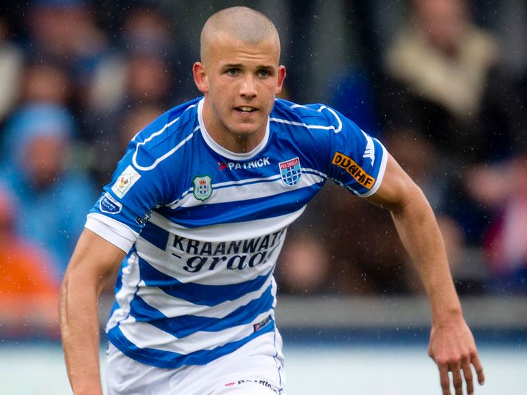 Jesper Drost set PEC Zwolle on their way to victory