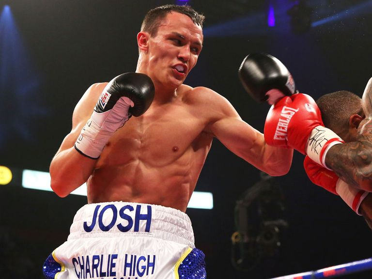 Josh Warrington: Bidding to become a European champion