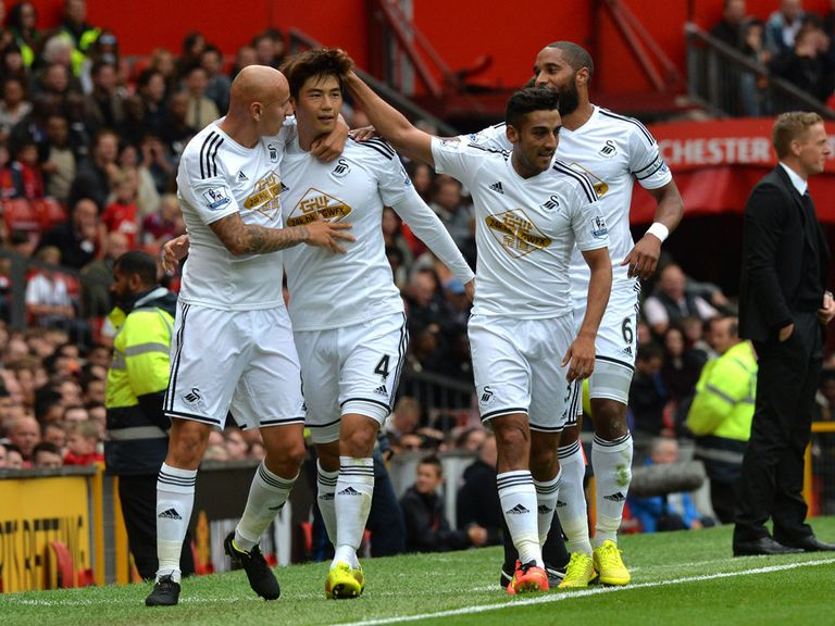 Swansea are part of Saturday's Sporting Life Accumulator