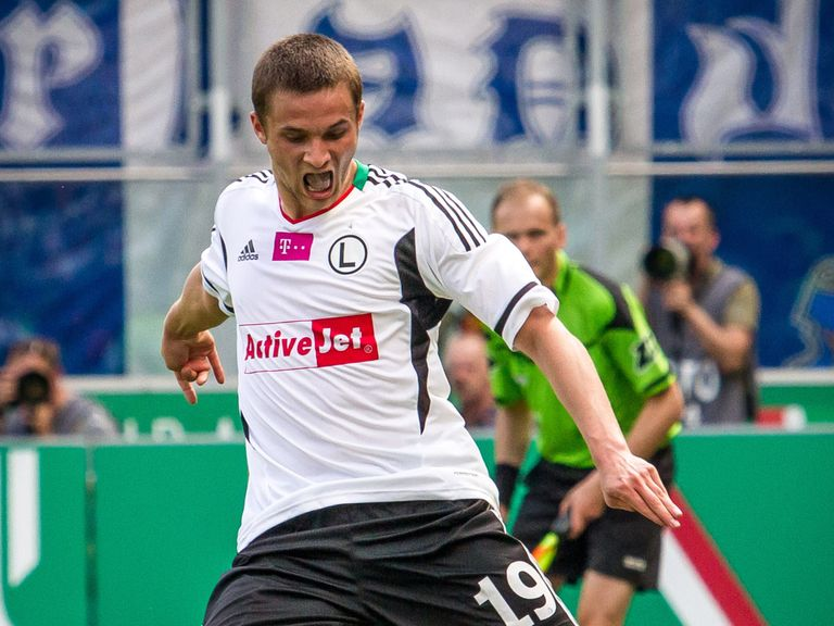 Bartosz Bereszynski: The man that cost Legia their Champions League place