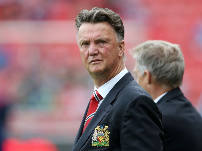 Louis van Gaal: Injury problems in midfield