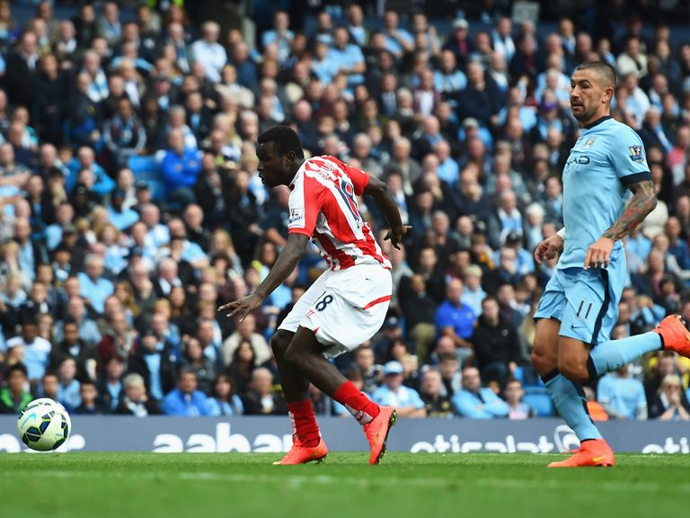 Mame Biram Diouf scored the only goal of the game