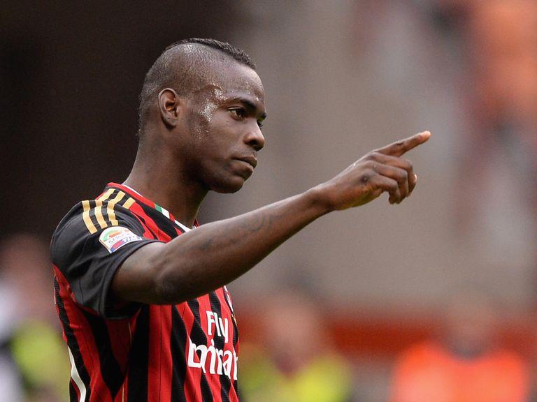 Mario Balotelli: Looks set to join Liverpool