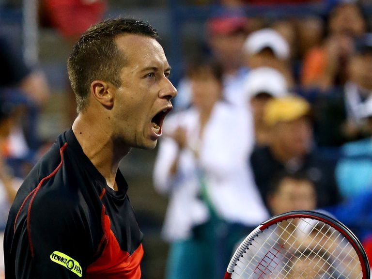 Philipp Kohlschreiber: Can cause problems for top seed
