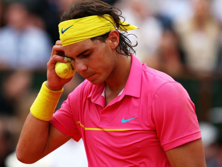 Rafael Nadal: Has been forced to pull out of the US Open