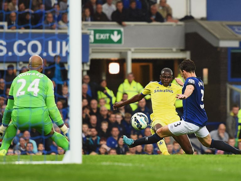 Ramires scored Chelsea's fifth goal on Saturday night