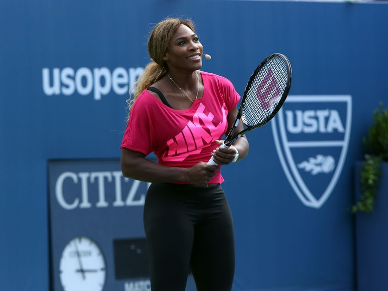 Serena Williams: 'I always expect the best from myself'