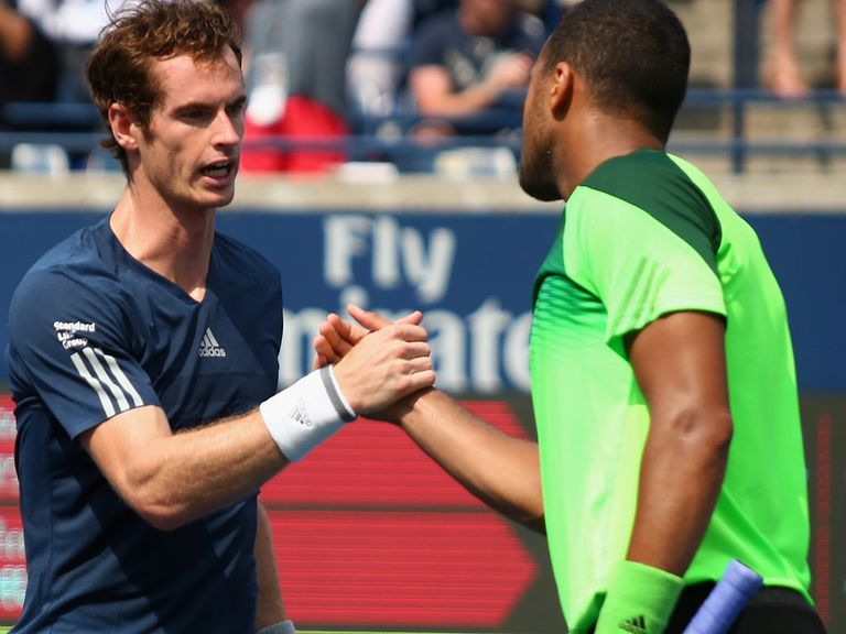 Andy Murray bids farewell in Toronto after losing to Tsonga