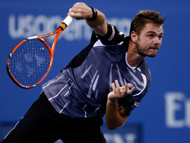 Stan Wawrinka: Needed four sets to beat Thomaz Bellucci