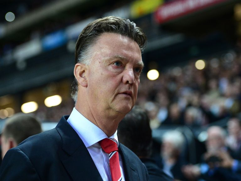 Van Gaal; Set out his targets at Old Trafford