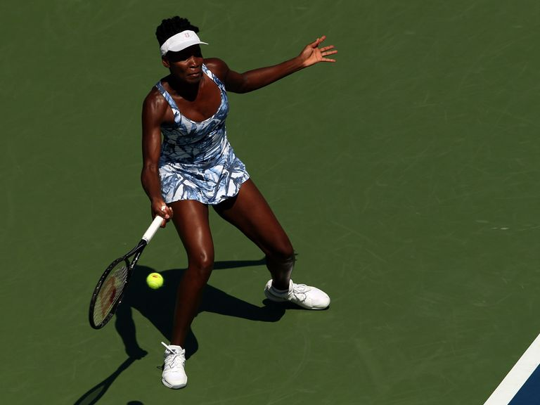 Venus Williams: Fancied to progress with ease