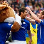 Leicester: Celebrate their memorable 5-3 win over Man United in September