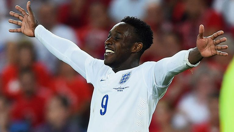 At the double: Welbeck